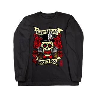 ROCK IT FOOL2 Long sleeve T-shirts