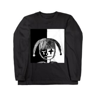 Piero/ピエロ Long sleeve T-shirts
