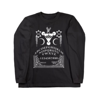 ouija\bk Long sleeve T-shirts