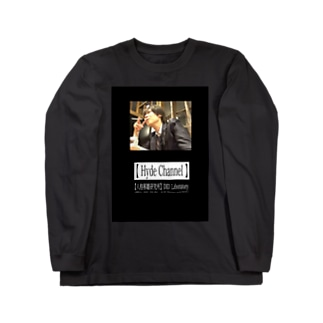 煙草Hyde Long sleeve T-shirts