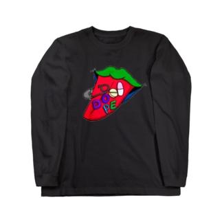 DOPE シリーズ Long sleeve T-shirts