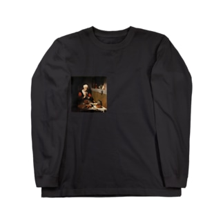 Nicolaes Maes Long sleeve T-shirts