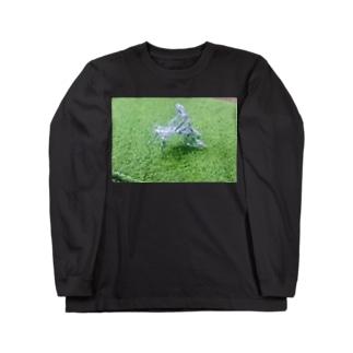 青姦 Long sleeve T-shirts