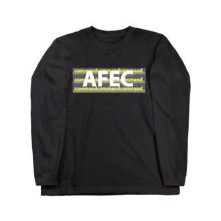 AFEC Long sleeve T-shirts