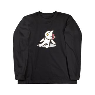 ぬこちゃん Long sleeve T-shirts