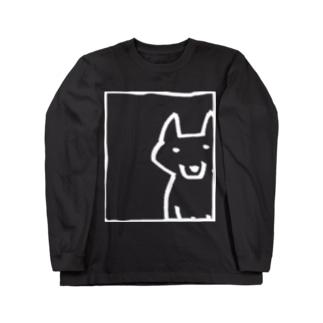 Peeping-WAN Long sleeve T-shirts