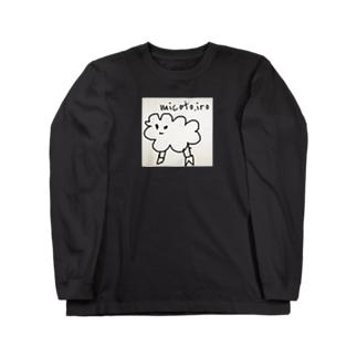 みことのひつじ Long sleeve T-shirts