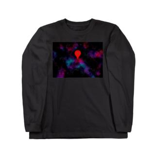 目的地。 ロンT Long sleeve T-shirts