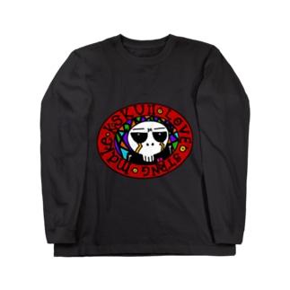 SKULL LOVESONG  Long sleeve T-shirts