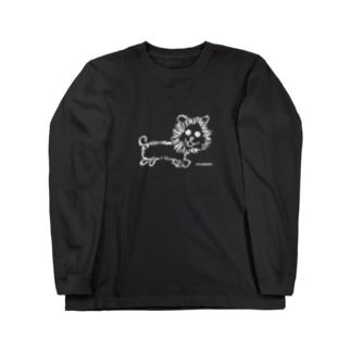 INU_01 Long sleeve T-shirts