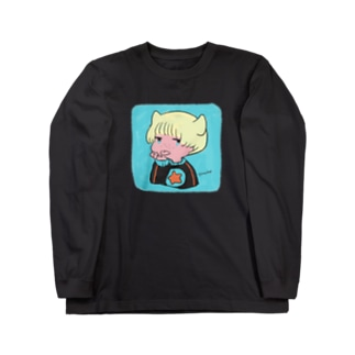 たいくつ Long sleeve T-shirts