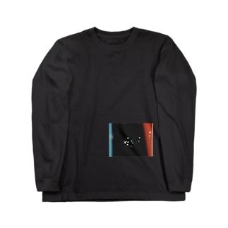 点滅する Long sleeve T-shirts