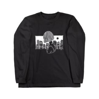 city Long sleeve T-shirts