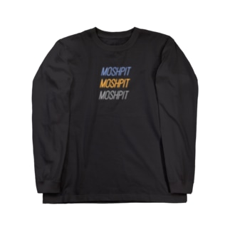 MOSHPIT long-shirt Long sleeve T-shirts