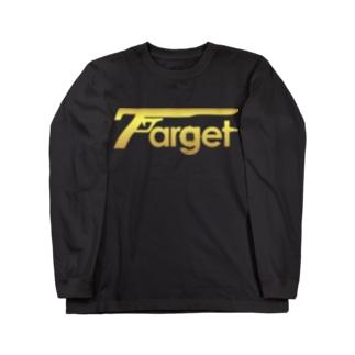 Target オリジナルグッズ Long sleeve T-shirts