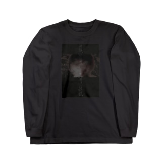 藤井奇談 Long sleeve T-shirts