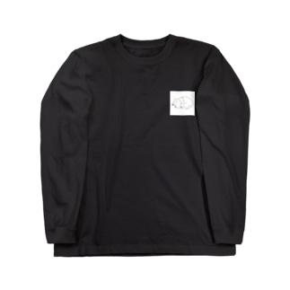 おねむココアちゃん Long sleeve T-shirts