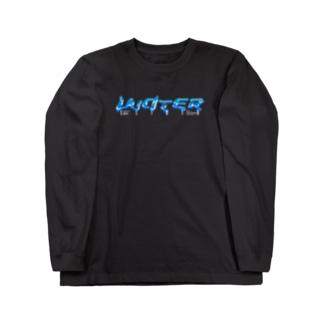 亜軟水Elixir Long sleeve T-shirts