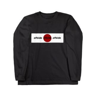 offside JPN Tee Long sleeve T-shirts