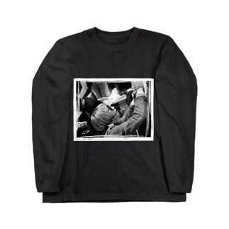 チャミさん Long sleeve T-shirts