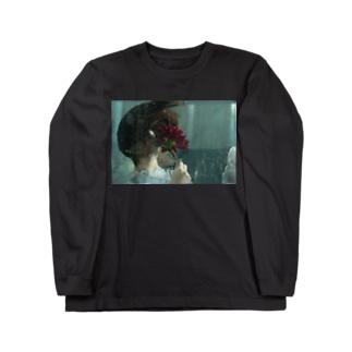 Flower of evil  Long sleeve T-shirts