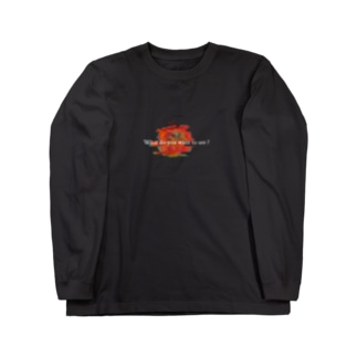 see the cosmos Long sleeve T-shirts