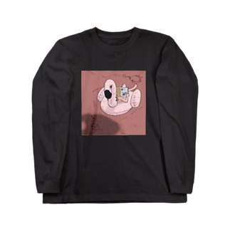Summer time Long sleeve T-shirts