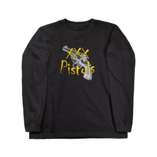 xxxPistols Long sleeve T-shirts