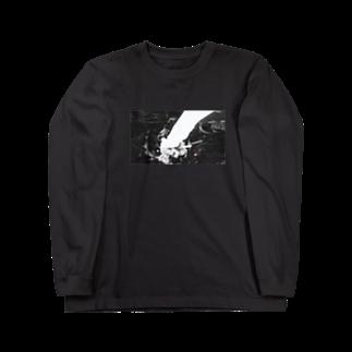 PADOOTAHOUSEのゲロTシャツxGOLDFISH Long sleeve T-shirts