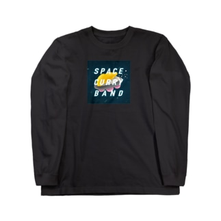 SpaceCurryBand Long sleeve T-shirts