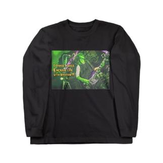 【Pシャツ】Ba.修 x エロックンドールズ004 Long sleeve T-shirts