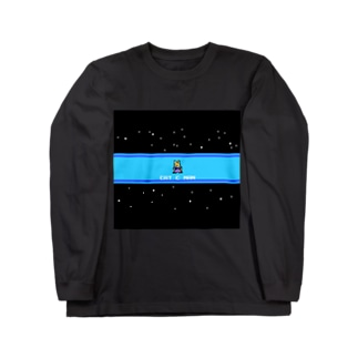CAT C MAN STAGE Long sleeve T-shirts