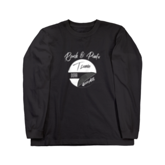 wlmのLETTERS 4000all Long sleeve T-shirts