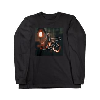 フレミング Long sleeve T-shirts