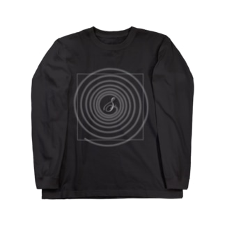 SKRRRRRRRR BLK Long sleeve T-shirts