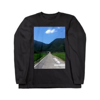 一本道 Long sleeve T-shirts