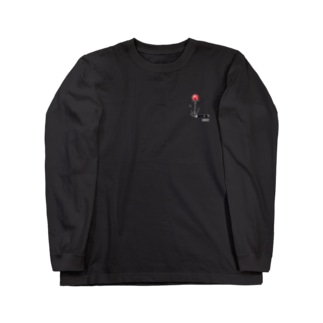 smoke flower Long sleeve T-shirts