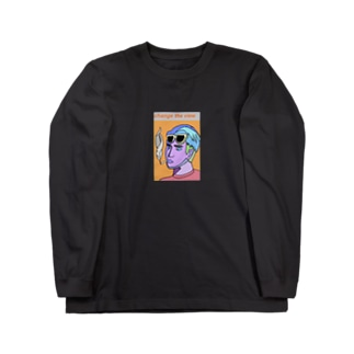 change the view Long sleeve T-shirts