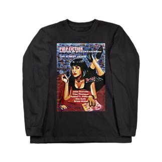 パルプフィクション Long sleeve T-shirts