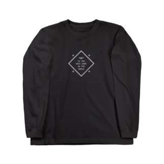wlmのLETTERS - M Long sleeve T-shirts