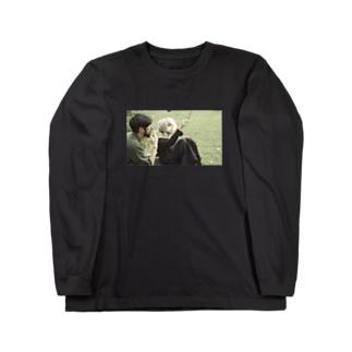 厄 Long sleeve T-shirts