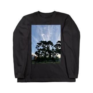 公園の思い出 Long sleeve T-shirts