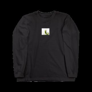 _7dakのカマキリ Long sleeve T-shirts