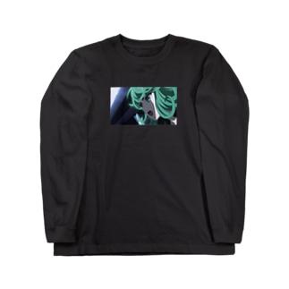 戦慄のタツマキ Long sleeve T-shirts