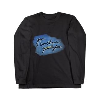だれでも何かのスターになりえる。 Long sleeve T-shirts
