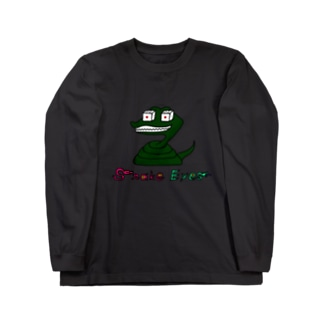 snake eyes Long sleeve T-shirts