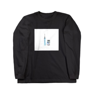 注射器A Long sleeve T-shirts