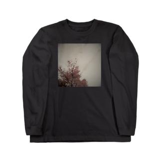 もみじ Long sleeve T-shirts
