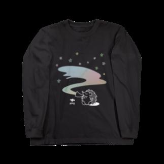 opossumの手段 Long sleeve T-shirts