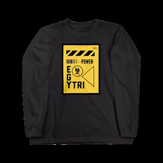 Ï∞n(イオン)のConstruction Long sleeve T-shirts